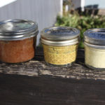 Three pennycress mustard recipes